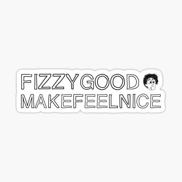 Black Books - Fizzy Good Sticker