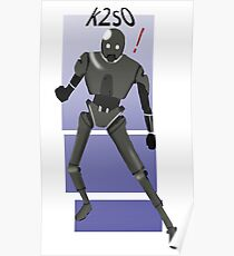 k2s0 star wars  Poster