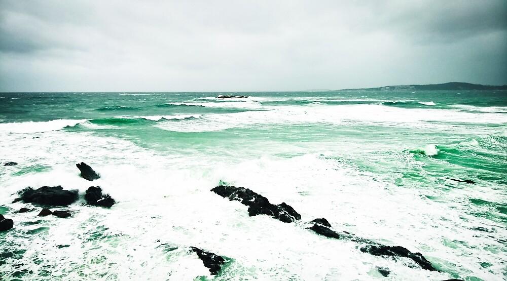 Sea green by Miguel López Pérez