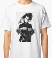 Depp + Ryder / Edward Scissorhands Classic T-Shirt