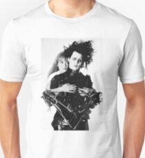 Camiseta unisex Depp + Ryder / Edward Scissorhands
