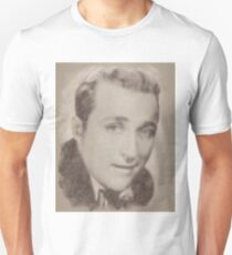 Bing Crosby, Singer and Actor Unisex T-Shirt