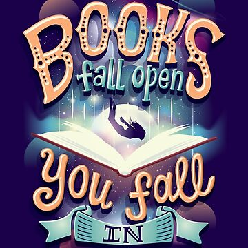 Books fall open you fall in by risarodil