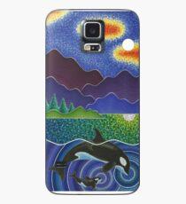 Orca Sonic Liebe Hülle & Klebefolie für Samsung Galaxy