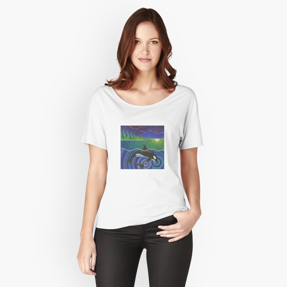 Orca Sonic Liebe Loose Fit T-Shirt