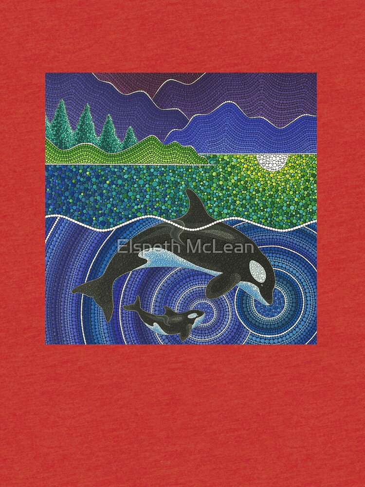 Orca Sonic Liebe von ElspethMcLean