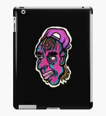 Burnout - Black Background Version iPad Case/Skin