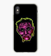 Pink Zombie - Die Cut Version iPhone Case