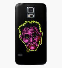 Pink Zombie - Die Cut Version Case/Skin for Samsung Galaxy