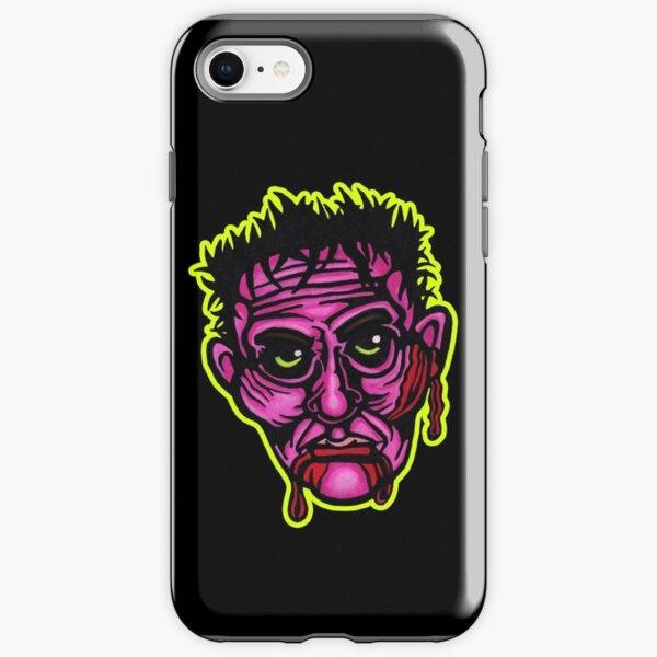 Pink Zombie - Die Cut Version iPhone Tough Case