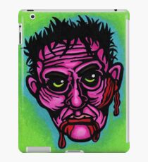 Pink Zombie iPad Case/Skin