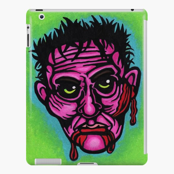 Pink Zombie iPad Snap Case