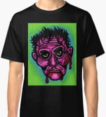 Pink Zombie Classic T-Shirt