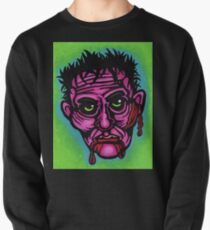 Pink Zombie Pullover