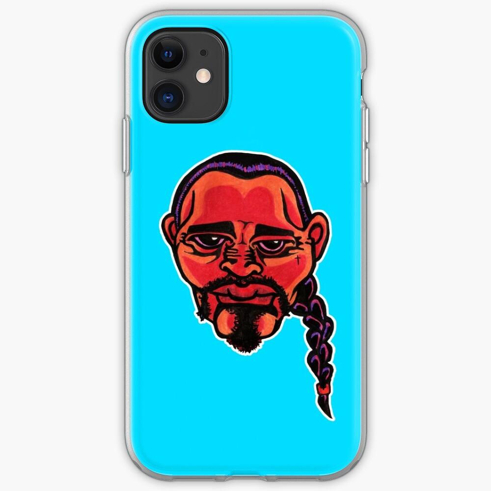 Gustavo - Die Cut Version iPhone Soft Case