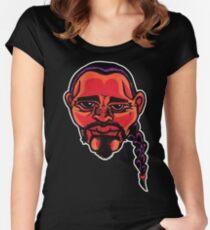 Gustavo - Die Cut Version Women's Fitted Scoop T-Shirt