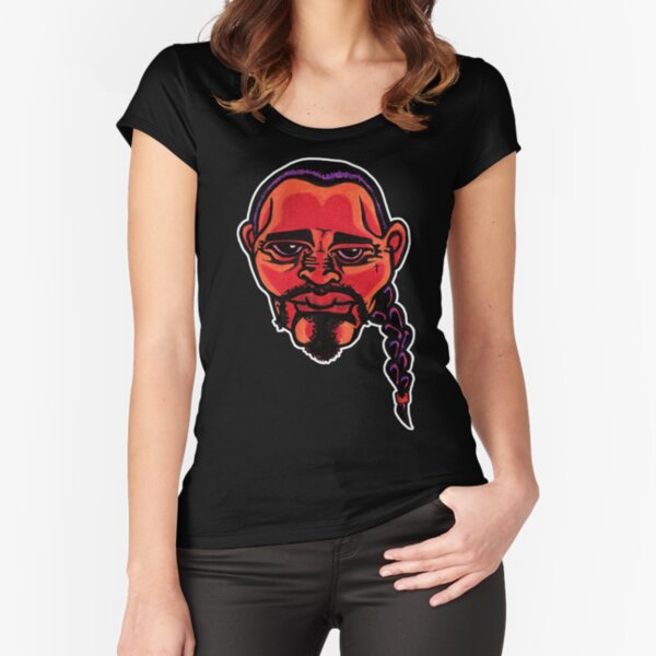 Gustavo - Die Cut Version Fitted Scoop T-Shirt