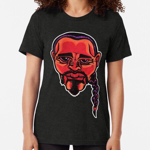 Gustavo - Die Cut Version Tri-blend T-Shirt