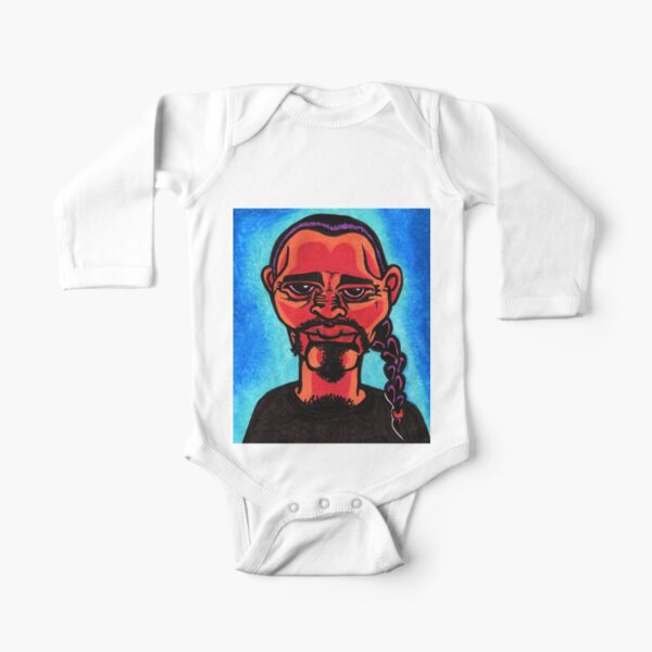 Gustavo Long Sleeve Baby One-Piece