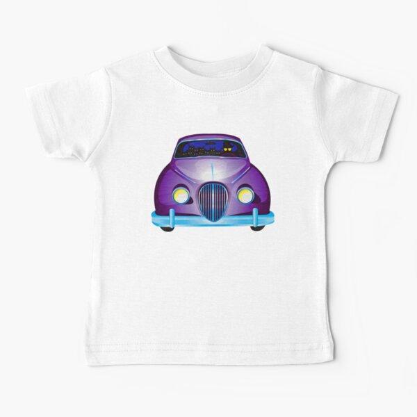 Carpool Cats Baby T-Shirt
