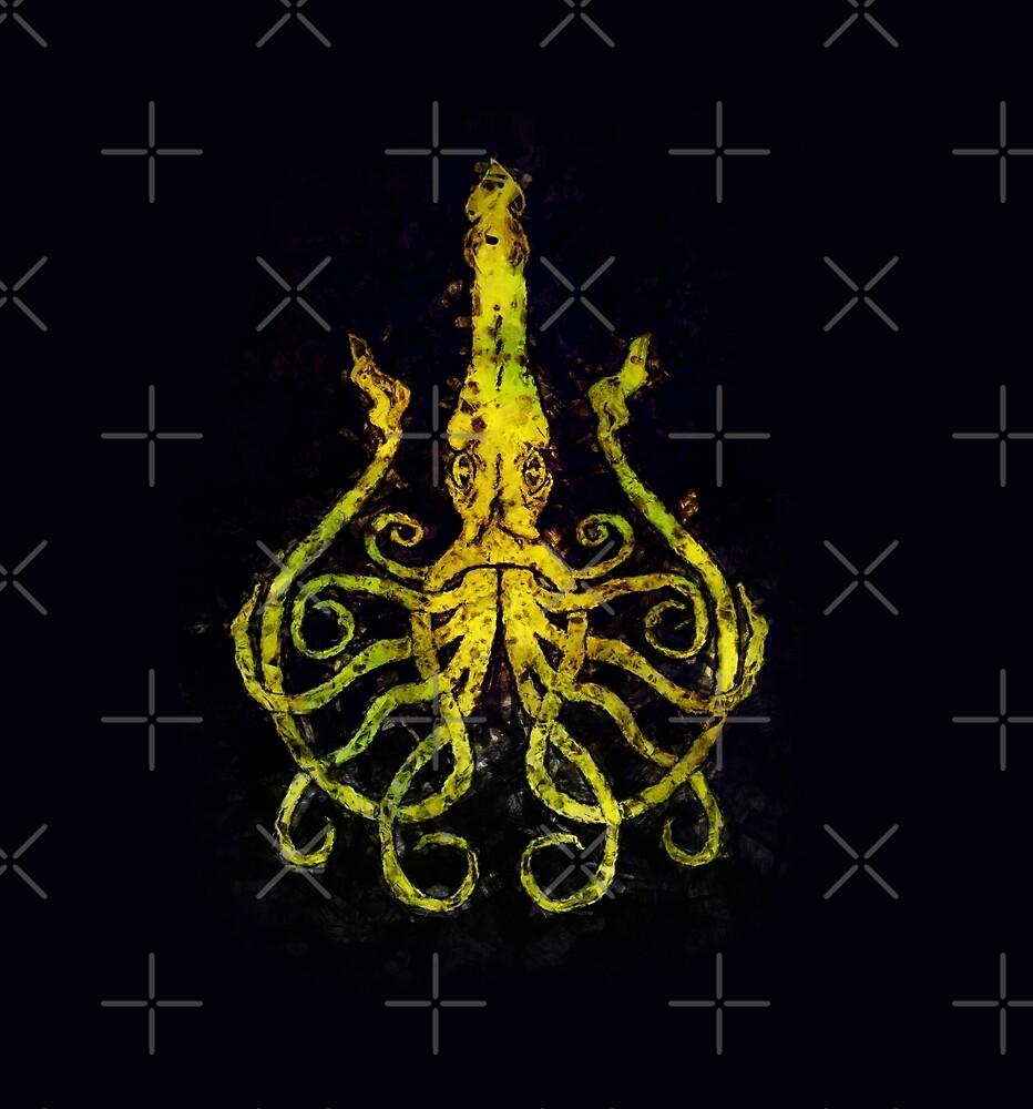 Kraken by narwen