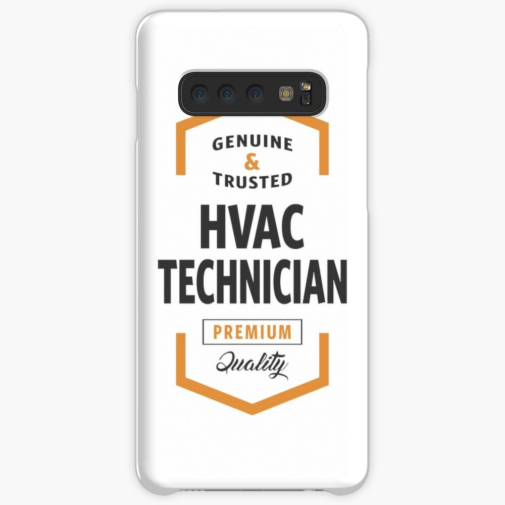 Hvac Technician Logo Gifts Case Skin For Samsung Galaxy By