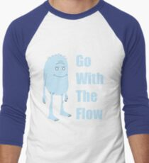 Rick and Morty King Jellybean Go With The Flow T-Shirt