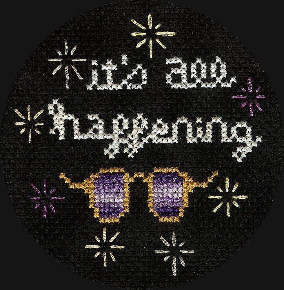 It's All Happening by Jennifer Walter