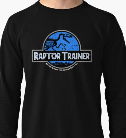 Jurassic World Raptor Trainer Lightweight Sweatshirt