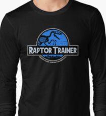 Jurassic World Raptor Trainer Long Sleeve T-Shirt