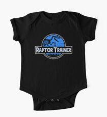 Jurassic World Raptor Trainer One Piece - Short Sleeve