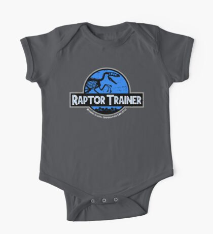 Jurassic World Raptor Trainer Kids Clothes