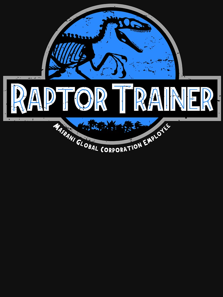 Jurassic World Raptor Trainer | Unisex T-Shirt