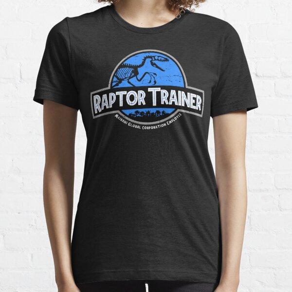 Jurassic World Raptor Trainer Essential T-Shirt