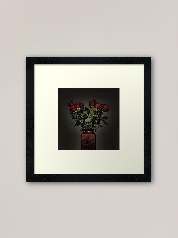 Alternate view of Twelve Framed Art Print