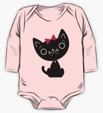 Cat One Piece - Long Sleeve