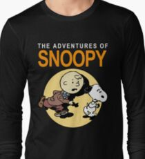 Tin Tin Snoopy T-Shirt