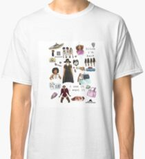 Beyonce Formation Lemonade Print Classic T-Shirt