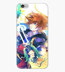 Kingdom Hearts - Sora iPhone Case