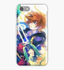 Kingdom Hearts - Sora iPhone Case/Skin