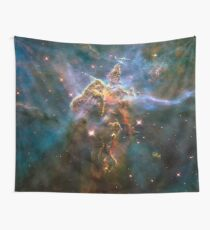 Mystic Mountain Wall Tapestry