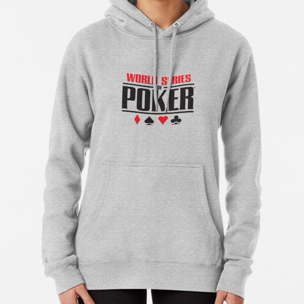 world series of poker wsop Pullover Hoodie