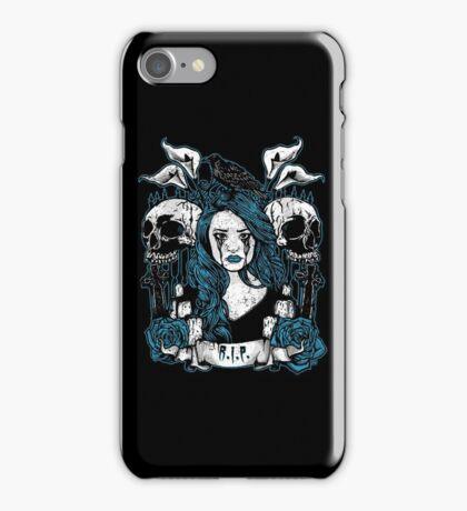 R.I.P. iPhone Case/Skin
