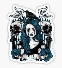 R.I.P. Sticker