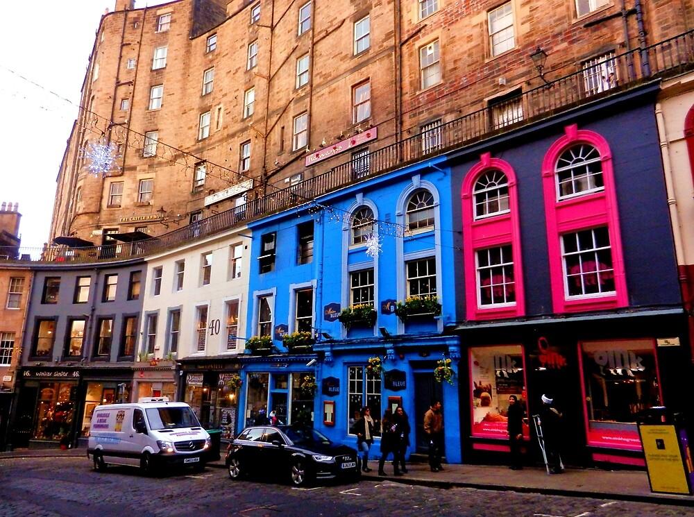 Victoria Street Colours by Nik Watt