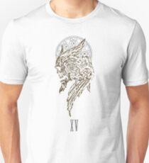 The Lucian Crest - White BG T-Shirt
