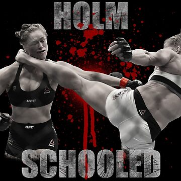 Holm Schooled by distressed