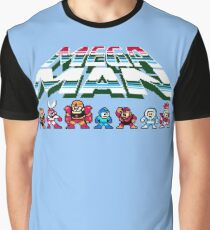 Mega Man (NES) Graphic T-Shirt