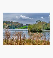 Great Lake Castle Howard Photographic Print