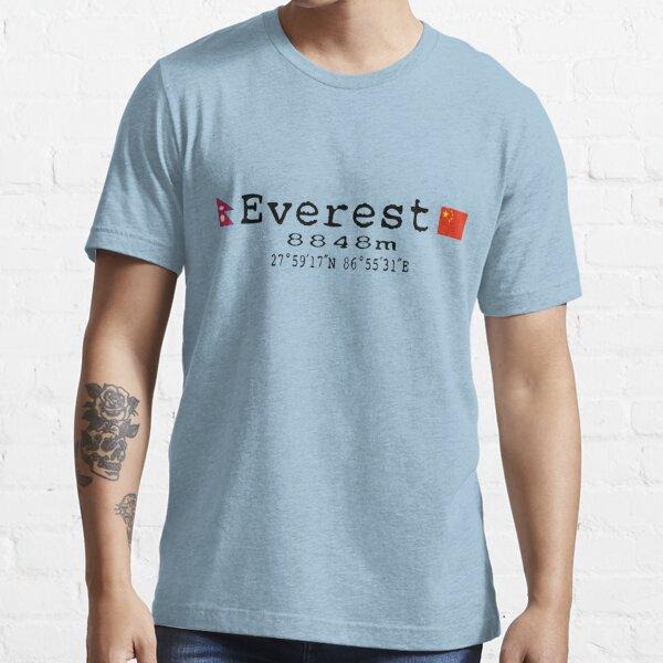 Everest v.1 Essential T-Shirt